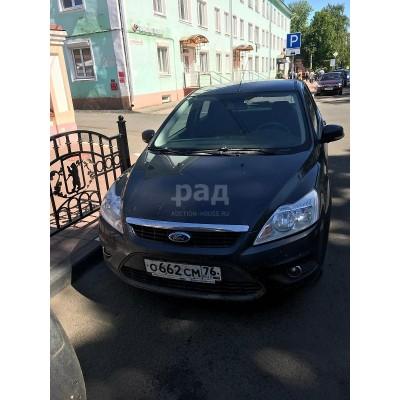 Ford Focus, темно-серый, 2011, пробег - нет данных, 1.6 МТ (100 л. с.), бензин, передний, VIN X9FPXXEEDPBC53137, г. Ярославль, ограничения и обременения: запрет на регистрационные действия