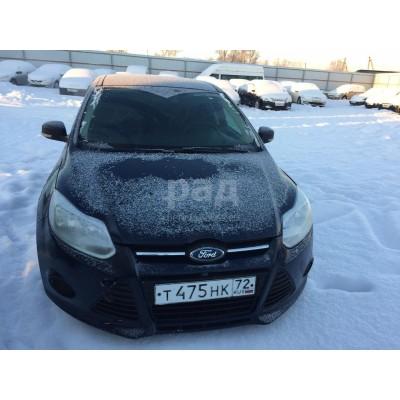 Ford Focus, темно-синий, 2013, 179 000 км., 1.6 МТ (104,72 л. с.), бензин, передний, VIN X9FKXXEEBKDU86322, г. Уфа, ограничения и обременения: запрет на регистрационные действия, ведется работа по снятию