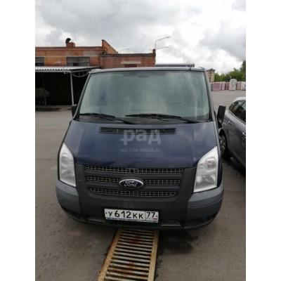 Ford Transit Van, синий, 2013, 67 857 км, 2.2 МТ (100,64 л. с.), дизель, передний, VIN Z6FXXXESFXDB57722, г. Видное