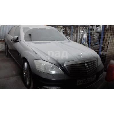Mercedes-Benz S350 4matic, черный, 2011, 165 390 км, 3.5 АТ (306 л. с.), бензин, полный, VIN WDD2211821A395980, г. Видное
