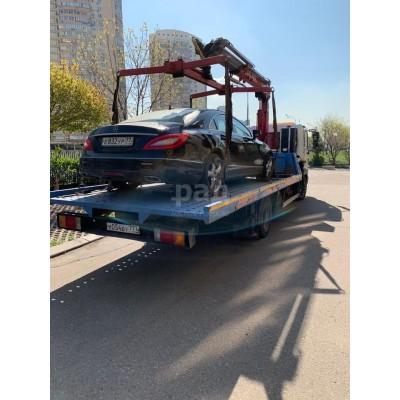 Mersedes-Benz CLS 350, черный, 2013, пробег - нет данных, 3.5 АТ (306 л. с.), бензин, задний, VIN WDD2183591A084289, ограничения и обременения: запрет на регистрационные действия, ведется работа по снятию, г. Видное