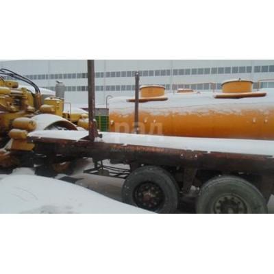 Полуприцеп 938503, оранжевый, 2003, максимальная масса 27 000 кг, VIN X1J93850330304318, г. Красноярск
