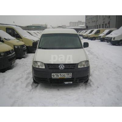 Volkswagen Caddy, белый, 2008, пробег - нет данных, 1.9 (105 л. с.), дизель, VIN WVIZZZ2KZ9X003226, технически не исправен, имеется коррозия кузова, разукомплектован, г. Домодедово