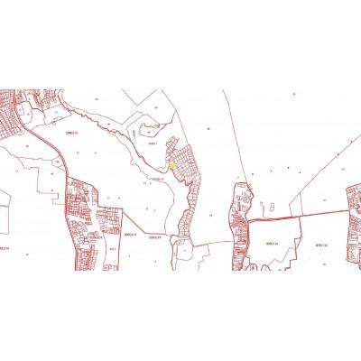 Земельный участок - 1 447 кв. м, адрес: Московская обл., Домодедовский р-н, с. Лобаново, кадастровый номер 50:28:0090130:384, земли населенных пунктов - для жилищного строительства
